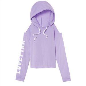 Pink by VS Purple Sweatshirt